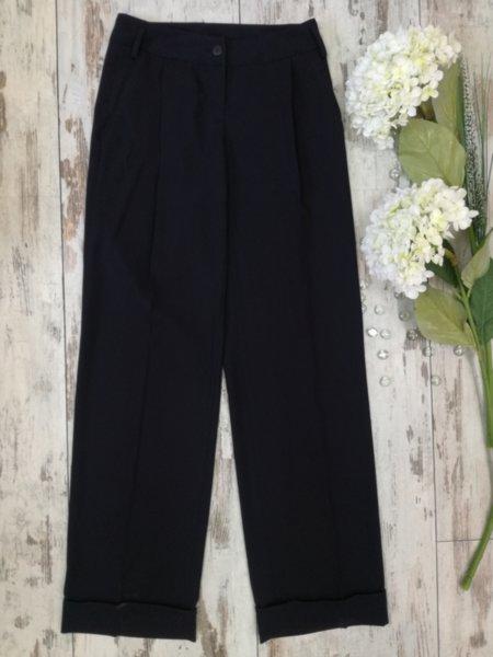 Дамски черен панталон